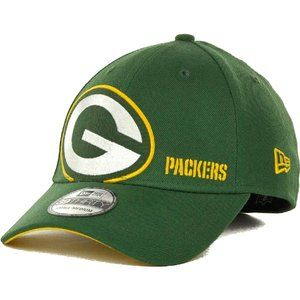 Green Bay Packers New Era 39Thirty Stretch-Fit Hat